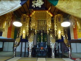 大乗寺の本堂